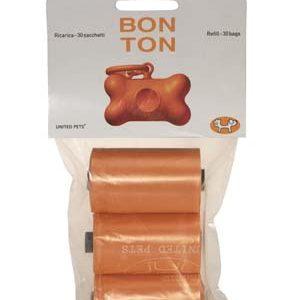 "Bon Ton navulling - ""oranje"""