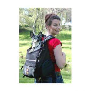backpack pet carrier/hondenrugzak