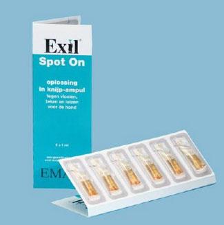 """Exil """"spot on"""""""