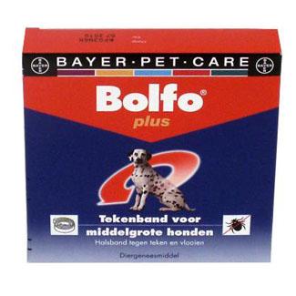 Bolfo tekenband