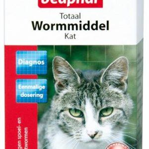 beaphar vlo anti conceptie 2 soorten kat