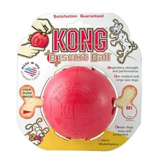 "Kong ""Bisquit ball"""