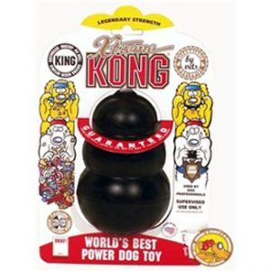 """Kong zwart """"extreme"""""""