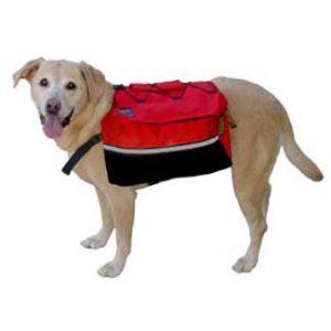 Rugzak voor de hond