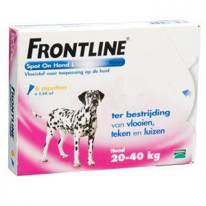 "Frontline ""Spot on"" (6x)"