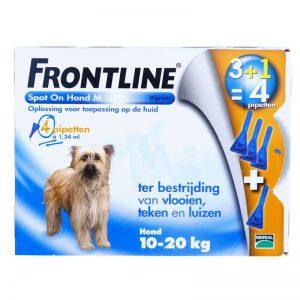 """Frontline """"Spot on"""" (3+1)"""