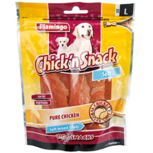 chicken snack soft
