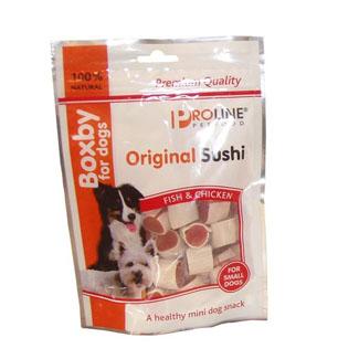boxby sushi 100gram