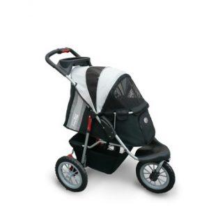 InnoPet Hondenbuggy comfort EFA zwart & grijs