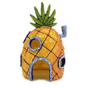 spongebob ananas huisje