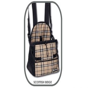 frontcarrier beige scottish