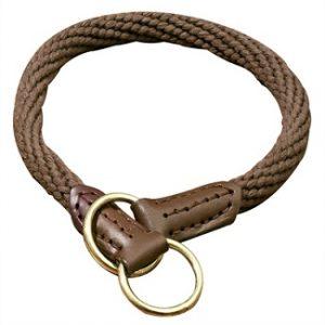 halsband ranger bruin