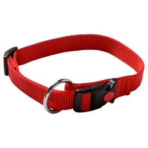 klikhalsband rood