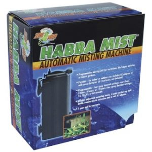 zoo med misting machine