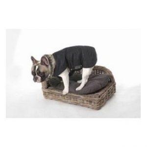Wolters jasje speciaal zwart parka kraag