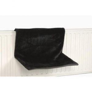 hangmat voor de kat zwart