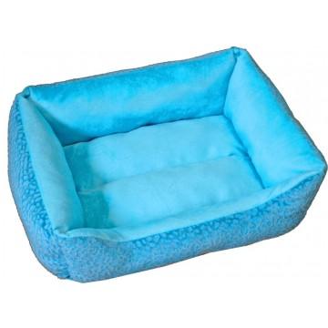 divan boa 50x40 cm blauw