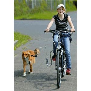 Fietshouder doggy guide