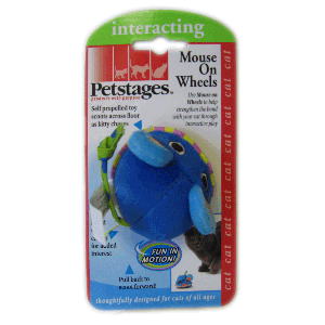 Petstages Mouse on wheels
