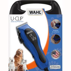 Wahl U-clip tondeuse set 10 watt