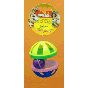 Supreme Speelbal jingle dumbell