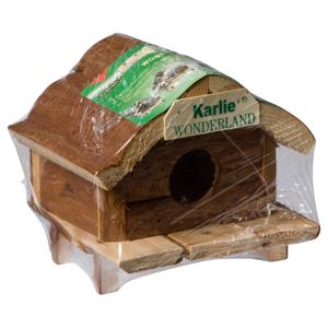 Karlie Hamsterhuis hout Hudson Bay 16x15x16 cm