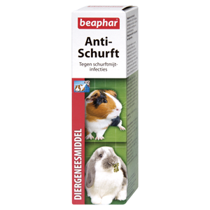 Beaphar Anti-schurft voor cavia's 75 ml