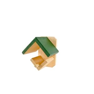 Wildbird Vogelpothouder hout pindakaas pot houder