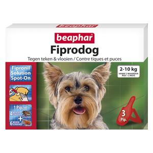 fiprodog hond 2 tot 10kg