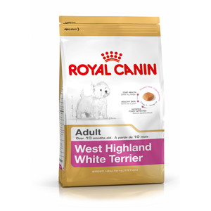 royal canin westhighland terrier