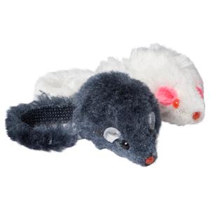 Speelmuis klein met catnip per stuks assorti