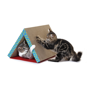 Petstages Karton scratching tunnel