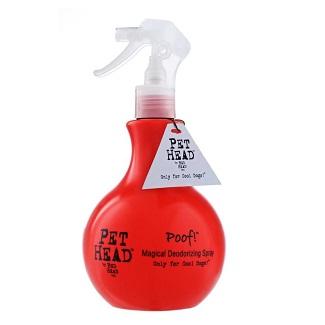 pet head poof deo spray