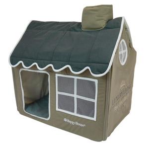 happy house huisje beige grijs