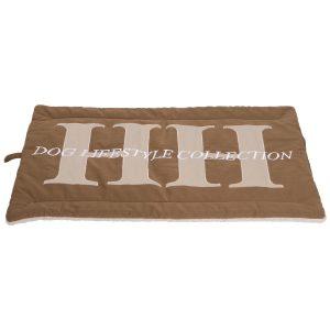 happy house bench mat bruin