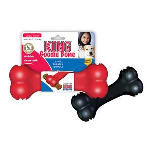 kong goodie bone extreme zwart 18cm