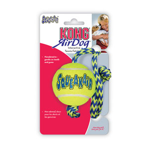 kong tennisbal aan koord 7cm