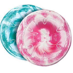 kong puppy frisbee