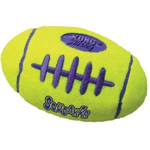 kong air squeeker football