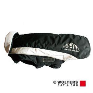 Wolters ski jas grijs/zwart