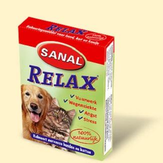 Sanal Relax hond en kat