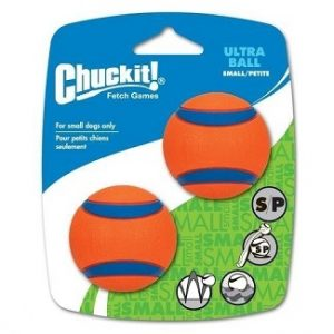 Chuck it Ultra ball duo pack(per 2 stuks)