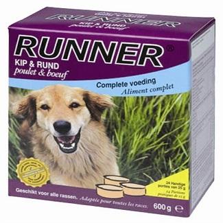 Runner excellent kip/rund