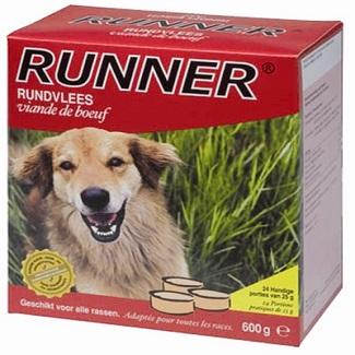 Runner rundvlees 600gram