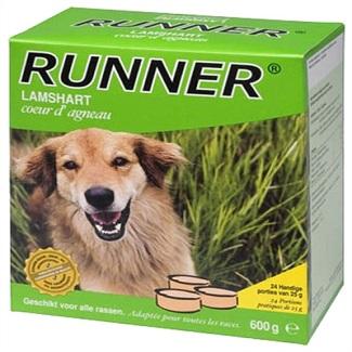 Runner lamshart 600gr