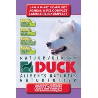 Duck lamvlees met rijst 1kg