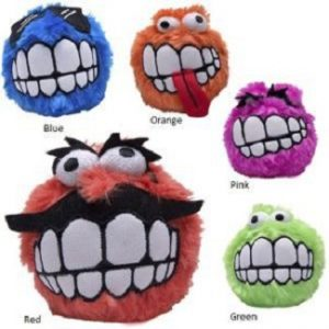 roggz fluffy grinz ball
