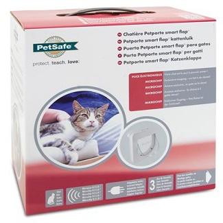 Petsafe microchip petporte smart flap kattenluik